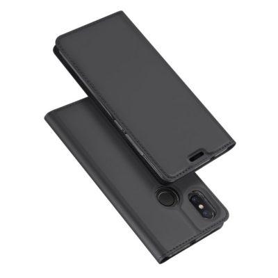 Xiaomi Mi 8 Suojakotelo Dux Ducis Tummanharmaa