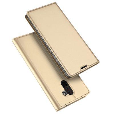Xiaomi Pocophone F1 Kotelo Dux Ducis Kulta