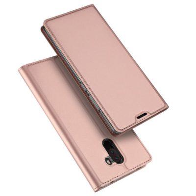 Xiaomi Pocophone F1 Kotelo Dux Ducis Ruusukulta