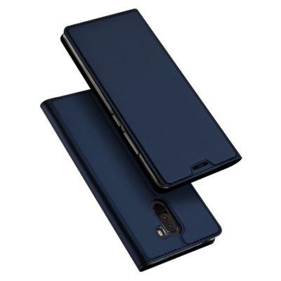 Xiaomi Pocophone F1 Kotelo Dux Ducis Tummansininen