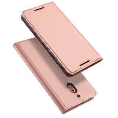 Nokia 2.1 (2018) Suojakotelo Dux Ducis Ruusukulta