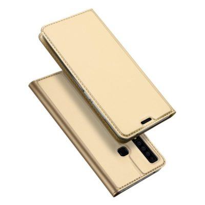 Samsung Galaxy A9 (2018) Kotelo Dux Ducis Kulta