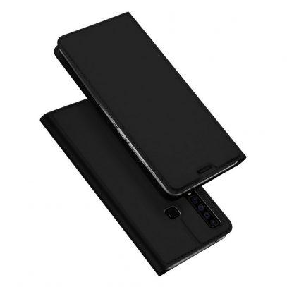 Samsung Galaxy A9 (2018) Kotelo Dux Ducis Musta