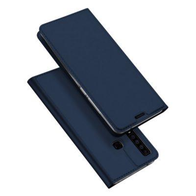 Samsung Galaxy A9 (2018) Kotelo Dux Ducis Tummansininen