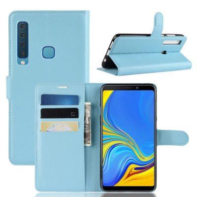 Samsung Galaxy A9 (2018) Suojakotelo Sininen