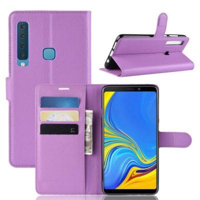 Samsung Galaxy A9 (2018) Suojakotelo Violetti