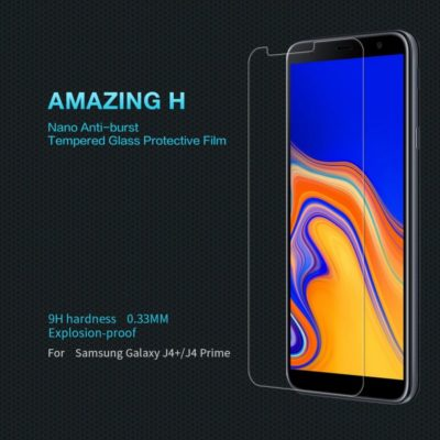 Samsung Galaxy J4+ (2018) Panssarilasi Nillkin Amazing H