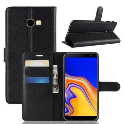 Samsung Galaxy J4+ (2018) Suojakotelo Musta
