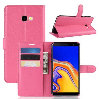 Samsung Galaxy J4+ (2018) Suojakotelo Pinkki