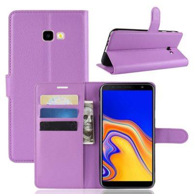 Samsung Galaxy J4+ (2018) Suojakotelo Violetti