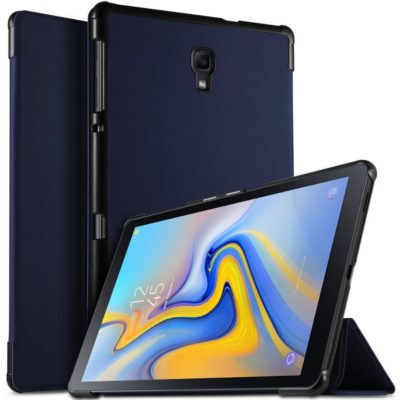Samsung Galaxy Tab A 10.5 (2018) Kotelo Tummansininen