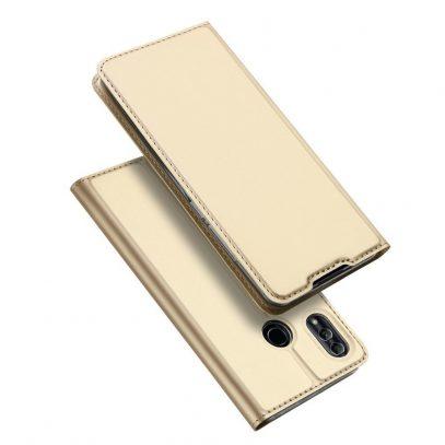 Huawei P Smart (2019) Kotelo Dux Ducis Kulta