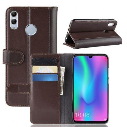 Huawei P Smart (2019) Nahkakotelo Ruskea