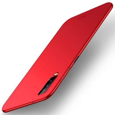 Samsung Galaxy A7 (2018) Kuori MOFI Slim Punainen