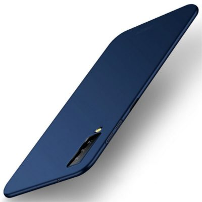 Samsung Galaxy A7 (2018) Kuori MOFI Slim Sininen