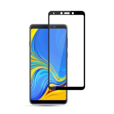 Samsung Galaxy A9 (2018) Panssarilasi MOCOLO Musta