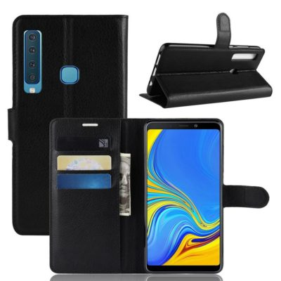 Samsung Galaxy A9 (2018) Suojakotelo Musta