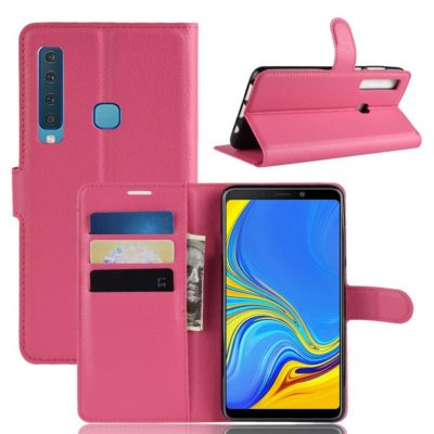 Samsung Galaxy A9 (2018) Suojakotelo Pinkki