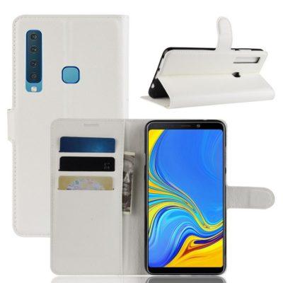 Samsung Galaxy A9 (2018) Suojakotelo Valkoinen
