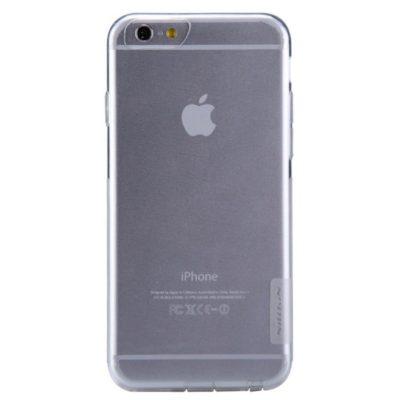 Apple iPhone 6 / 6S Suojakuori Nillkin Läpinäkyvä