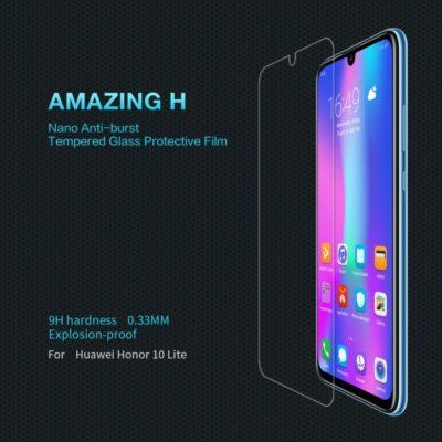 Huawei Honor 10 Lite Panssarilasi Nillkin Amazing H