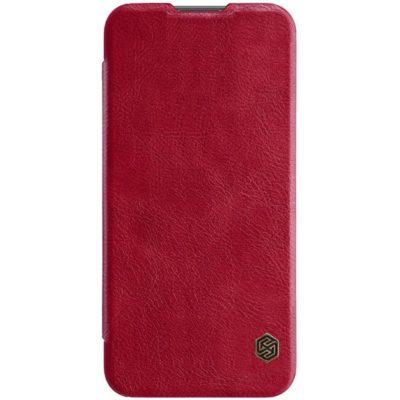 Huawei Honor 10 Lite Suojakotelo Nillkin Qin Punainen