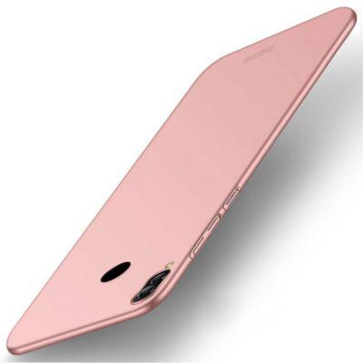 Huawei Honor 10 Lite Suojakuori MOFI Slim Ruusukulta
