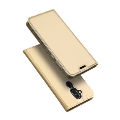 Nokia 8.1 Suojakotelo Dux Ducis Kulta
