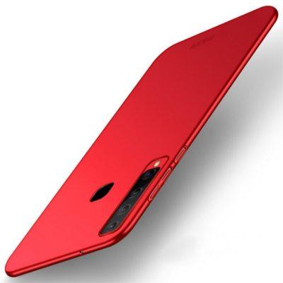 Samsung Galaxy A9 (2018) Kuori MOFI Slim Punainen