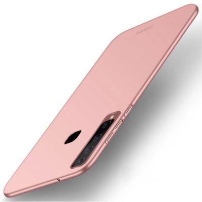 Samsung Galaxy A9 (2018) Kuori MOFI Slim Ruusukulta