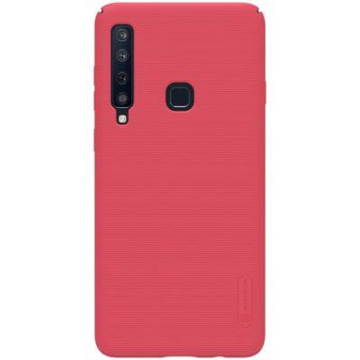 Samsung Galaxy A9 (2018) Suojakuori Nillkin Punainen