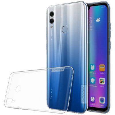Huawei Honor 10 Lite Suojakuori Nillkin Läpinäkyvä