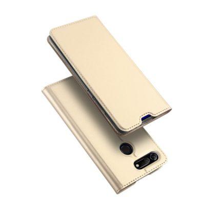Huawei Honor View 20 Kotelo Dux Ducis Kulta