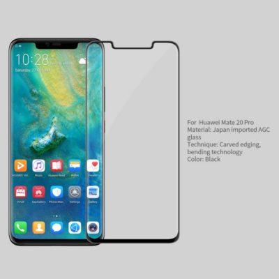 Huawei Mate 20 Pro Panssarilasi Nillkin 3D CP+ MAX