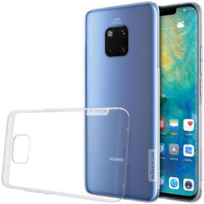 Huawei Mate 20 Pro Suojakuori Nillkin Läpinäkyvä