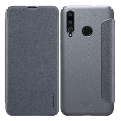 Huawei P Smart (2019) Kotelo Nillkin Sparkle Musta