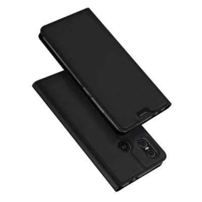 Motorola One Suojakotelo Dux Ducis Musta