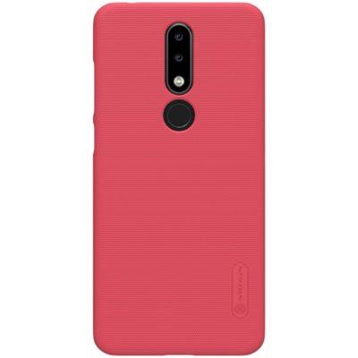 Nokia 5.1 Plus Suojakuori Nillkin Punainen