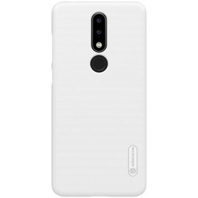 Nokia 5.1 Plus Suojakuori Nillkin Valkoinen