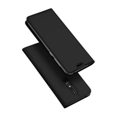 Nokia 7.1 (2018) Suojakotelo Dux Ducis Musta