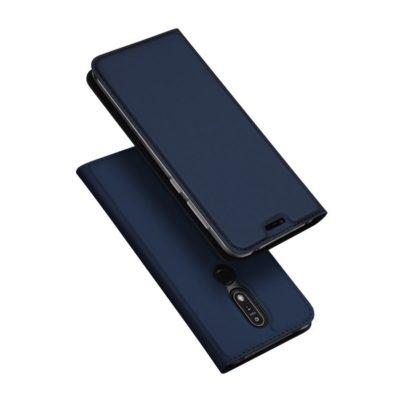 Nokia 7.1 (2018) Suojakotelo Dux Ducis Tummansininen
