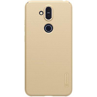 Nokia 8.1 Suojakuori Nillkin Frosted Kulta