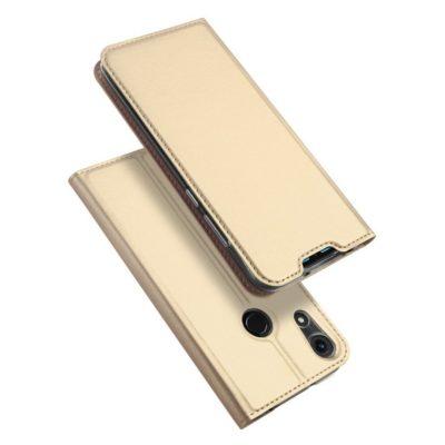 Huawei Honor 8A Kotelo Dux Ducis Kulta