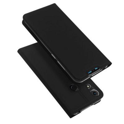 Huawei Honor 8A Kotelo Dux Ducis Musta