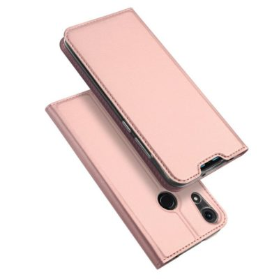 Huawei Honor 8A Kotelo Dux Ducis Ruusukulta