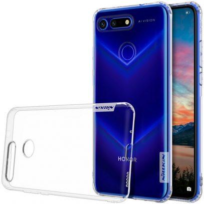 Huawei Honor View 20 Suojakuori Nillkin Läpinäkyvä