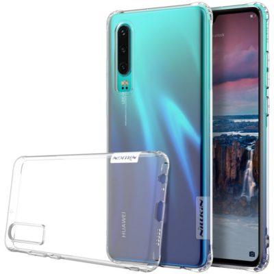 Huawei P30 Suojakuori Nillkin Nature Läpinäkyvä