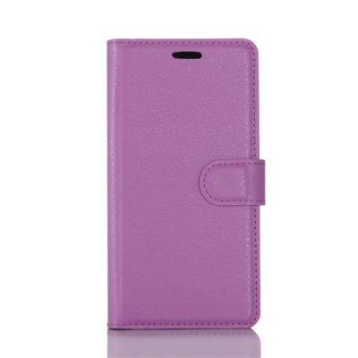 LG G6 H870 Lompakko Suojakotelo Violetti