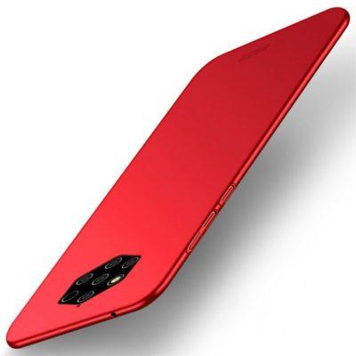 Nokia 9 PureView Suojakuori MOFI Punainen