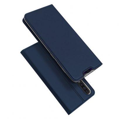 Samsung Galaxy A50 Kotelo Dux Ducis Tummansininen